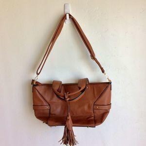 Yoki Hobo Bag Tan Bag